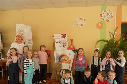 В Детской библиотеке отметили Международный день родного языка