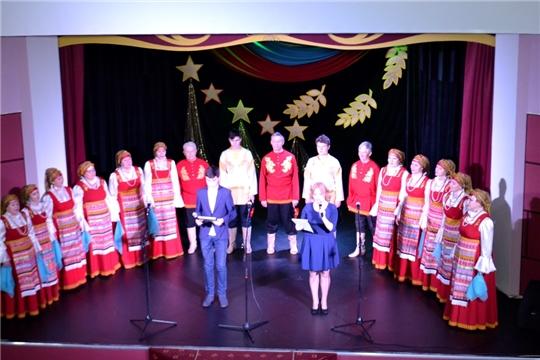 В Районном Доме культуры состоялся праздничный концерт «Во славу Отечества!»