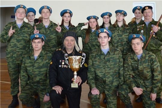 В Мариинско-Посадском районе отметили военно-спортивный праздник, посвященный Дню защитника Отечества