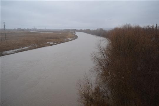 Весенний паводок – на контроле