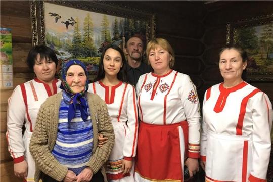 В Карабашском сельском поселении вручили юбилейные медали
