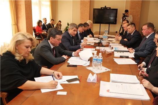 Города Чувашии привлекли 154,5 млн рублей благодаря победам в конкурсе проектов создания комфортной городской среды