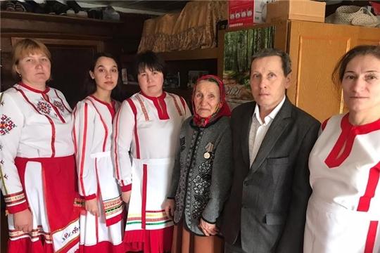 В Карабашском сельском поселении юбилейными медалями «75 лет Победы в Великой Отечественной войне 1941-1945 гг.» награждены 11 тружеников тыла