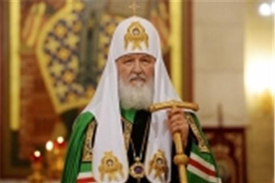 Накануне больших православных праздников патриарх Кирилл призвал верующих молиться дома