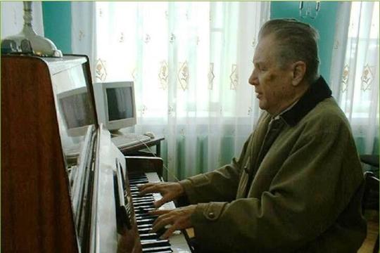 К 95-летию современного композитора Андрея Яковлевича Эшпая