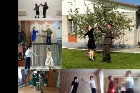 """Онлайн-концерт """"Мы наследники Победы"""""""