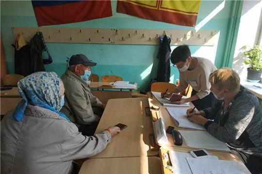 В Мариинско-Посадском районе прошли выборы Главы Чувашии, депутатов Мариинско-Посадского районного Собрания и депутатов представительных органов городского и сельских поселений.