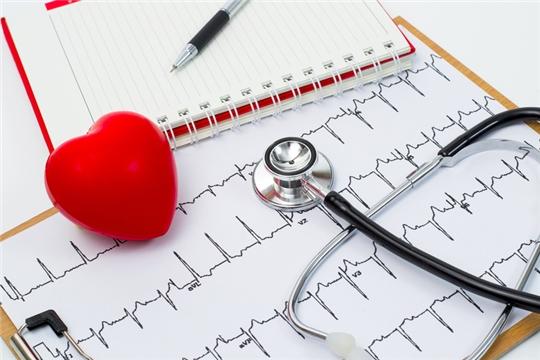 В кардиологический диспансер в новогодние дни за медицинской помощью обратилось около 100 человек