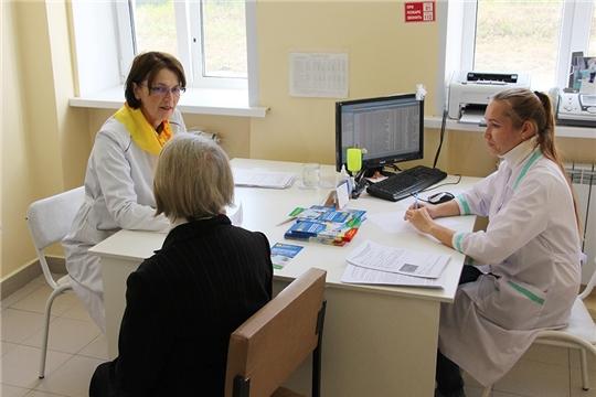 Первый выездной прием 2020 года онкологи проведут в Моргаушской центральной районной больнице