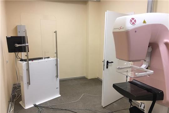 В рамках нацпроекта «Здравоохранение» в Канашский ММЦ поступило новое оборудование