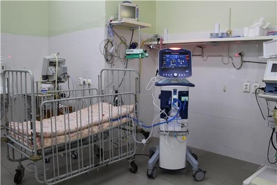 """В рамках национального проекта """"Здравоохранение"""" в Новочебоксарский медицинский центр поступило новое оборудование"""
