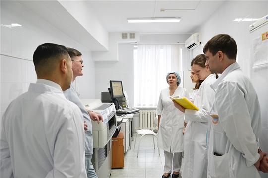 Онкологический диспансер посетили представители ФГБУ «НМИЦ гематологии» Минздрава России