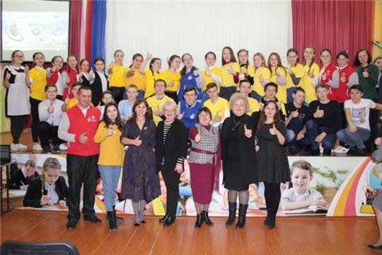 В школах и ссузах республики проходят установочные семинары в рамках проекта «PRO-здоровье»