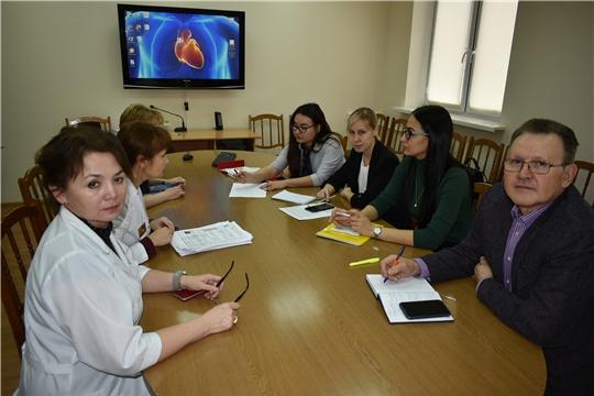 В Чувашии создается центр для наблюдения пациентов с сердечно-сосудистыми заболеваниями в рамках стратегии управления рисками