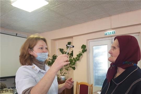 Специалисты Госпиталя провели выездной прием в районных больницах