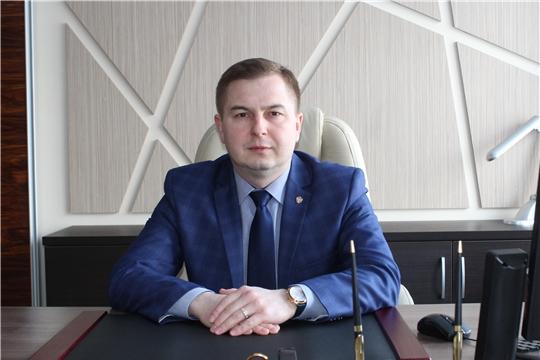 И.о. министра здравоохранения Чувашской Республики Владимир Степанов
