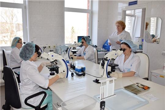 Клинико-диагностическая лаборатория Президентского перинатального центра выполняет более 200 видов исследований