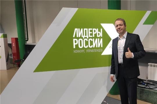 Главный врач Республиканской клинической офтальмологической больницы Дмитрий Арсютов – полуфиналист конкурса «Лидеры России 2020»