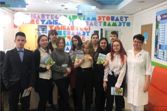 Школьники познакомились с профессией стоматолога