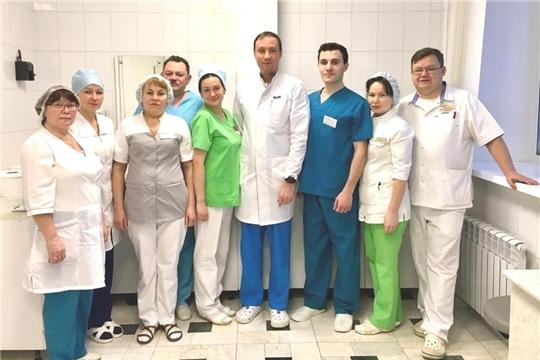 Урологическому отделению Госпиталя для ветеранов войн - 5 лет!