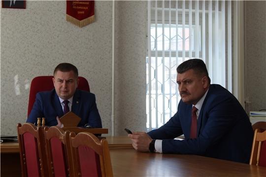 Назначен главный врач Чебоксарской районной больницы
