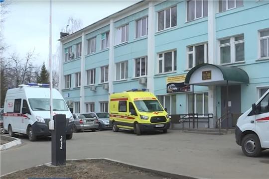 Региональный волонтёрский центр передал медикам БСМП сотовые телефоны