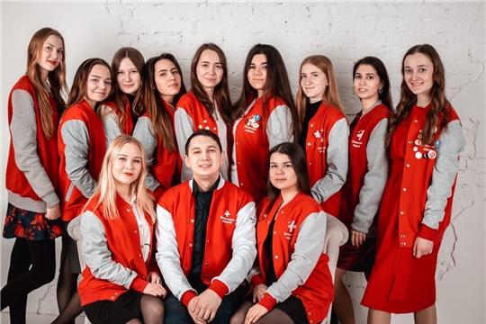 Волонтеры-медики Чувашии-победители грантового конкурса
