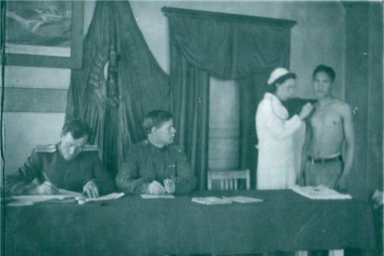 Канашский эвакогоспиталь - в числе первых в Чувашии в годы Великой Отечественной войны