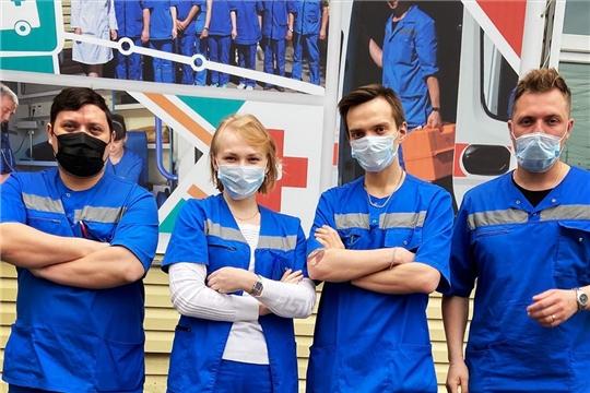 За период с 9 по 11 мая оперативным отделом скорой помощи зарегистрировано 3,5 тыс. обращений