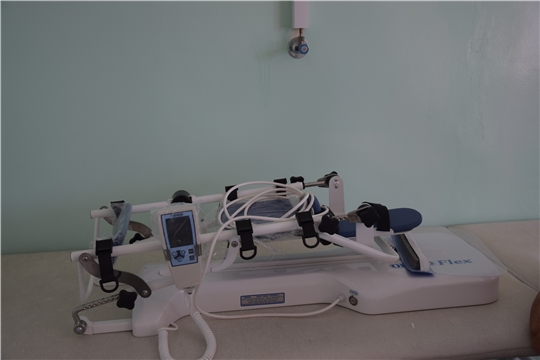 В Республиканской клинической больнице продолжает реализовываться национальный проект «Борьба с сердечно-сосудистыми заболеваниями»