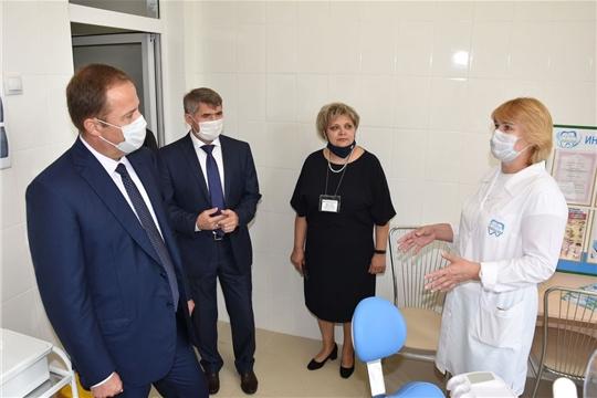 """Школьный стоматологический кабинет в микрорайоне """"Новый город"""""""