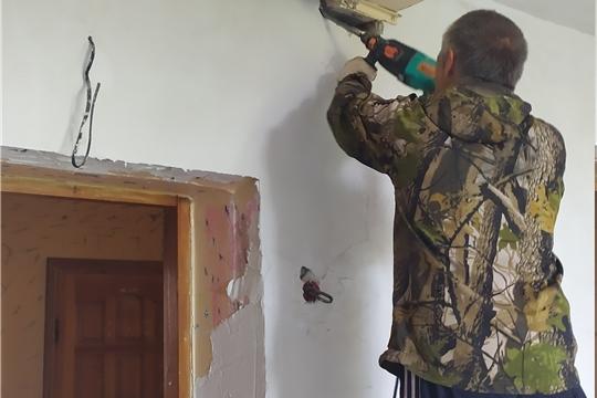 В рамках нацпроекта «Здравоохранение» продолжается обновление  Яльчикской ЦРБ