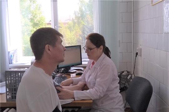 В Центральной городской больнице возобновляются профосмотры и диспансеризация