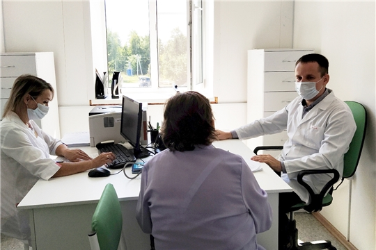 Онкологический диспансер возобновил выездные приемы в районах республики