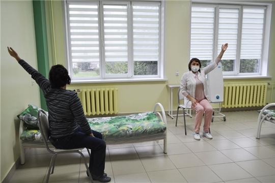 Городская клиническая больница №1 начала осуществлять реабилитацию пациентов после коронавируса