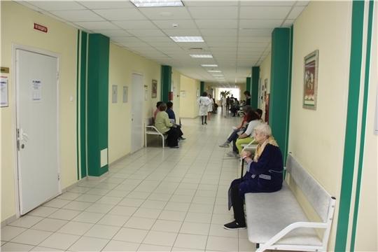 В поликлинике госпиталя для ветеранов войн начал плановую работу эндокринологический центр