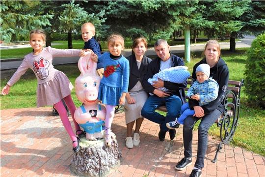 В Президентском перинатальном центре многодетной семьи родился седьмой ребенок