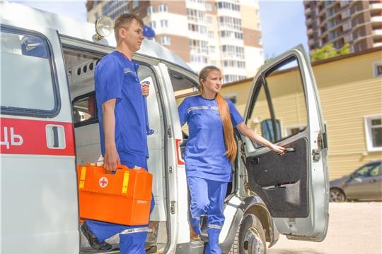 Чувашия получит дополнительные 100 млн рублей на обновление автопарка скорой медицинской помощи