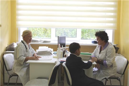 г. Новочебоксарск: проект «Школьная медицина» продолжается