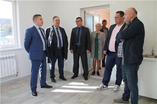 ФАП в деревне Вурман-Янишево готовится к открытию