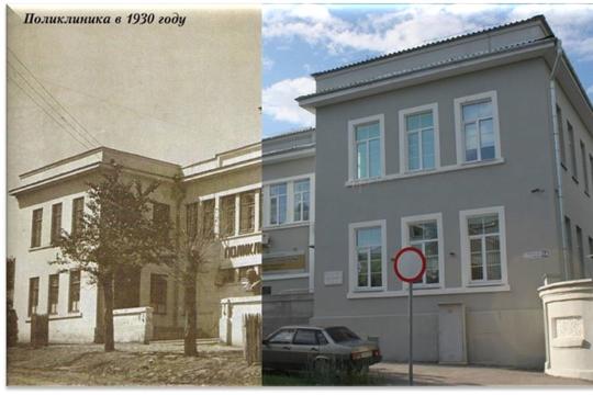 Первой Чебоксарской городской больнице имени П.Н.Осипова – 90 лет!