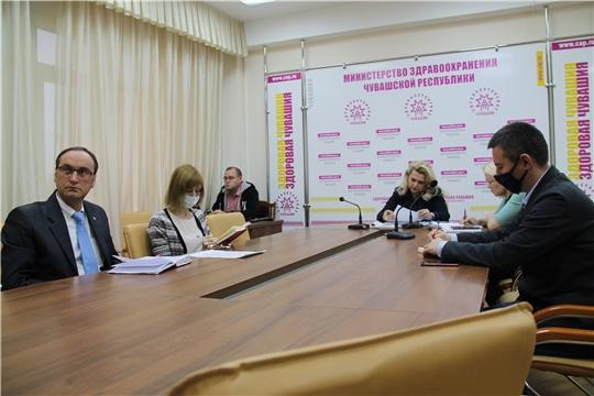 Минздрав России обсудил с регионами программу модернизации первичного звена