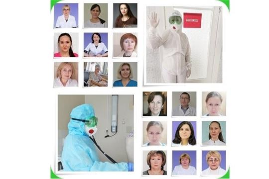 В Чувашии благодаря врачам и медсестрам «красной зоны» на свет появились 57 малышей