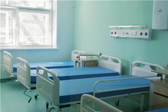 Больницы Чувашии готовы к подъему заболеваемости COVID-19