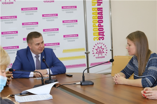 Специалист из Санкт-Петербурга провела аудит оказания травматологической помощи детям в Республиканской детской клинической больницы Минздрава Чувашии