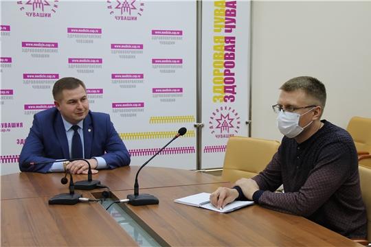 Эксперты Российского геронтологического центра отметили хорошую организацию медицинской помощи пожилым в Чувашии