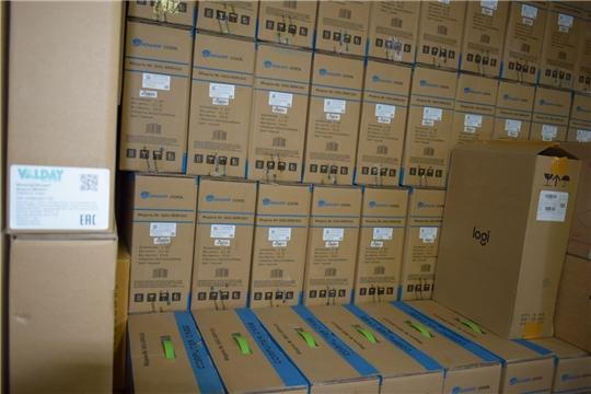 85 компьютеров, 20 принтеров и телемедицинское оборудование поступили в наркодиспансер Чувашии