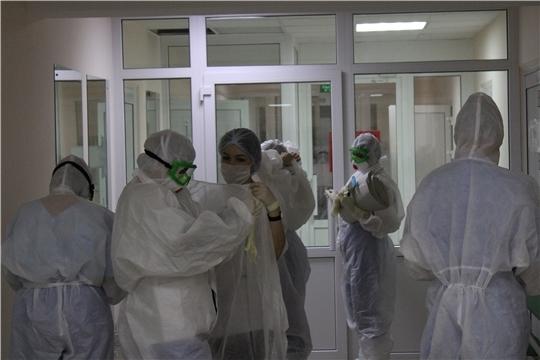 Республиканские выплаты за работу с ковид-пациентами медработники получат в ноябре-декабре