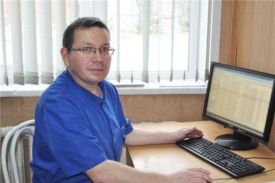 Герой нашего времени: врач-анестезиолог-реаниматолог Александр Белебенцев