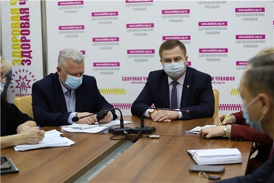 Минздрав России провел селекторное совещание с регионами